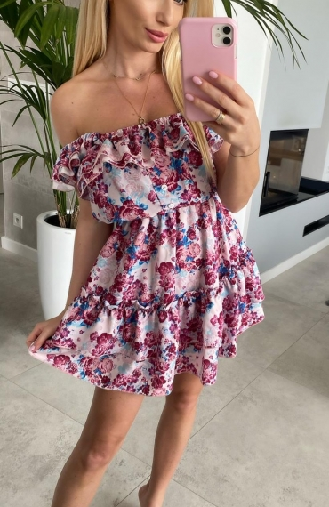 Sukienka Natalie Pink