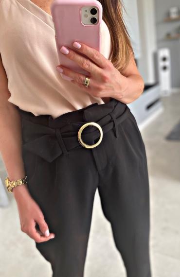 Spodnie Cristina Black
