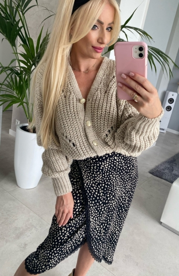 Sweter Viki Beige