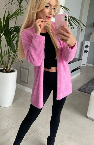 Sweter Amber Pink