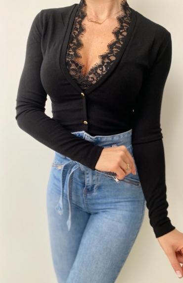 Bluzka KARINA black