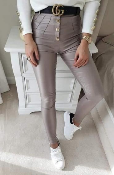 Spodnie CHLOE Beige