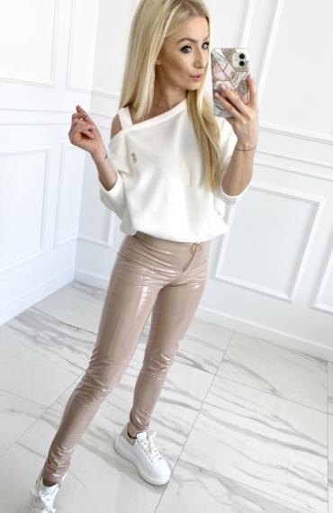Spodnie Melissa Beige