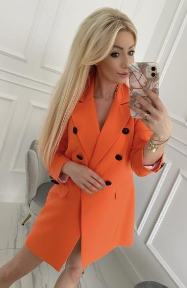 Komplet Jennifer orange