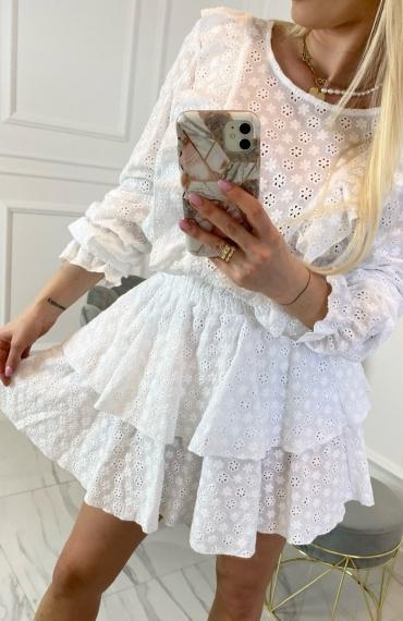 Komplet LUNA white