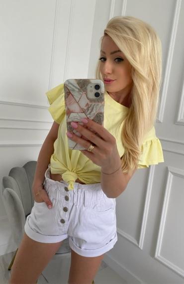 Bluzka GRACE yellow