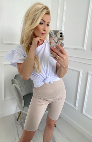 Bluzka GRACE white