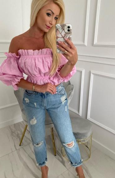 Bluzka MELISSA pink