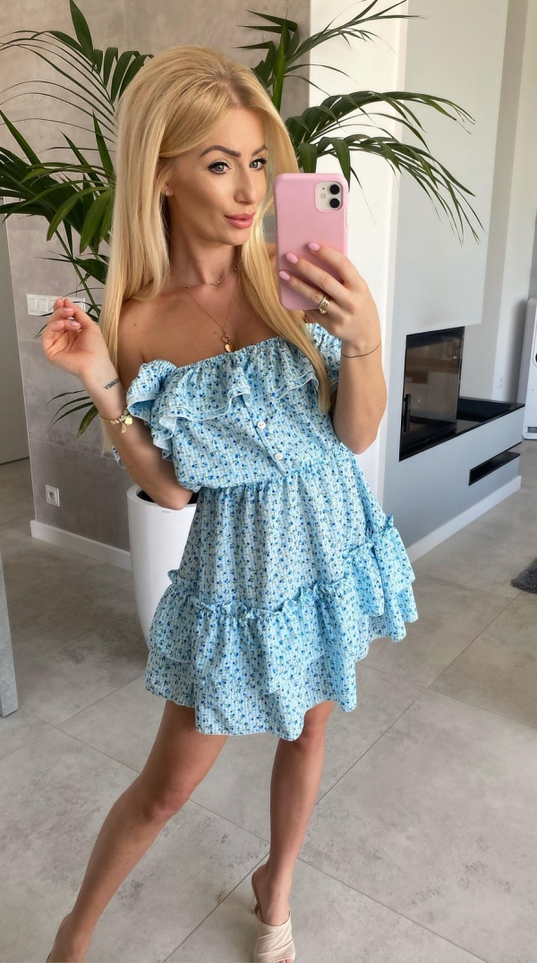 Natalie Baby Blue
