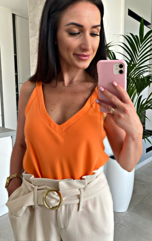Stella Neon Orange