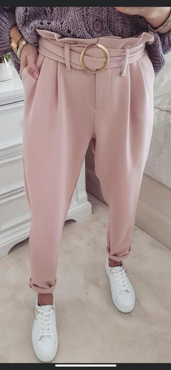 Spodnie Cristina Rose