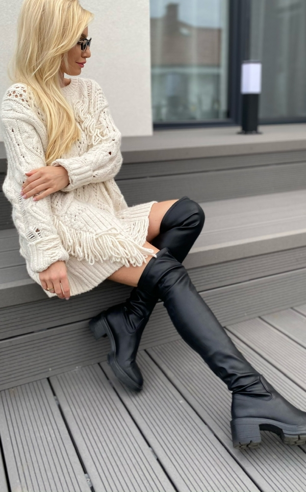 Sweter KORI ecru
