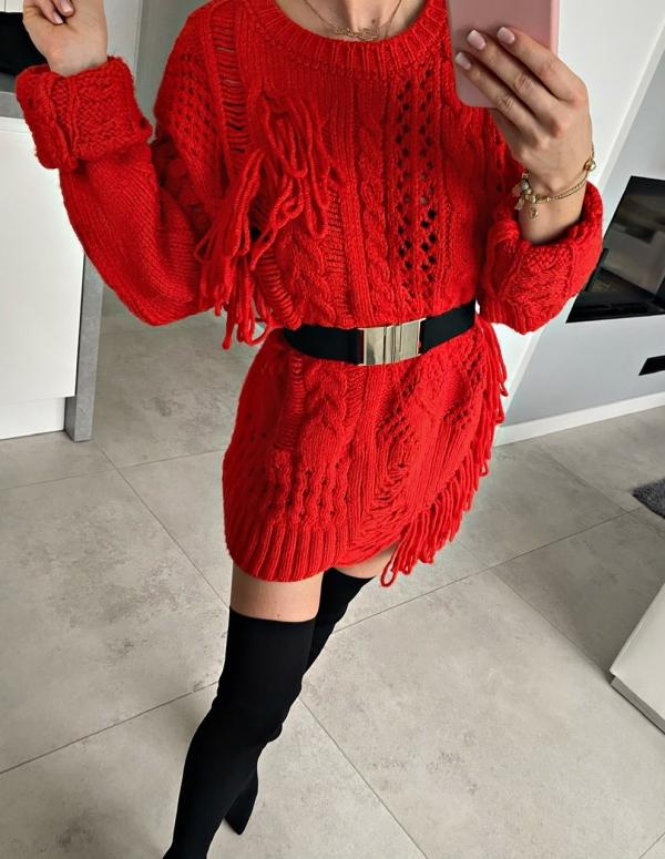 Sweter KORI RED