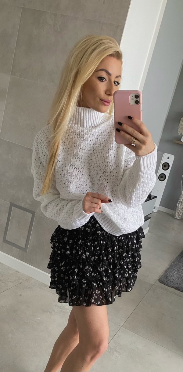 Sweter ALICE White