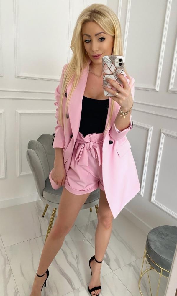Komplet Jennifer pink