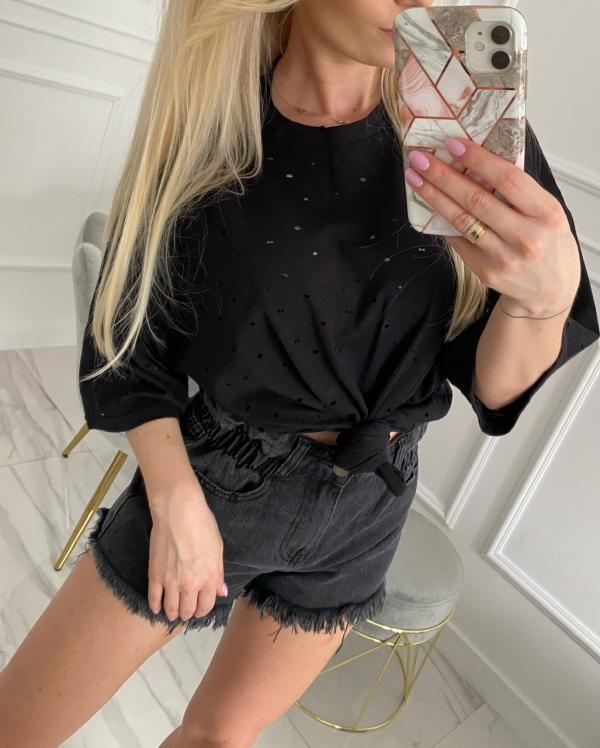 Bluzka FIXI black