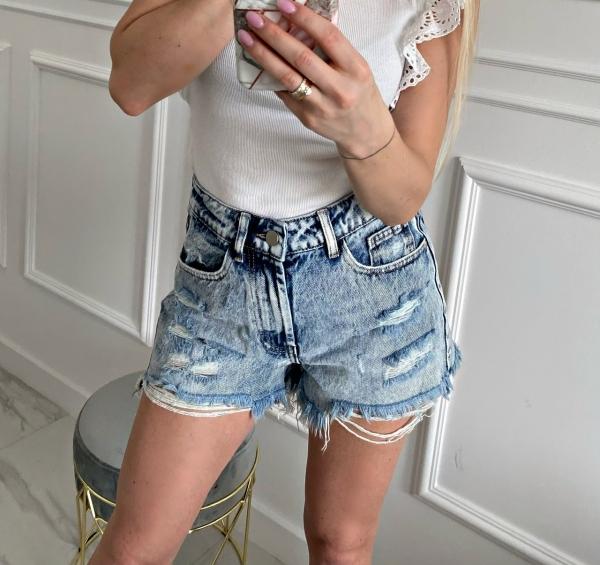 Spodenki ISA Jeans