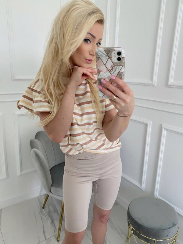 Bluzka Tally beige