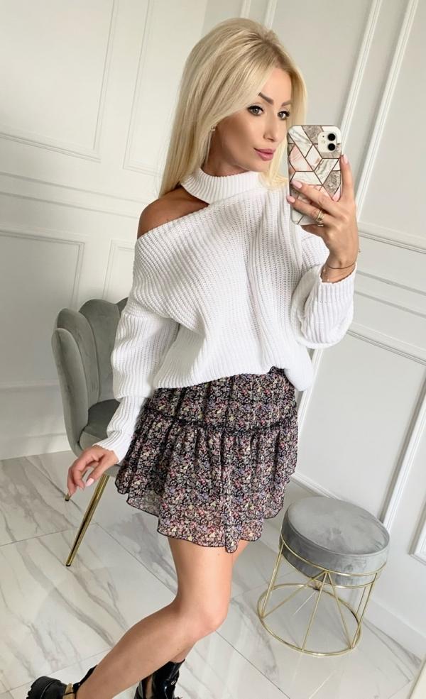 Sweter HOKER White